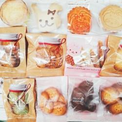 常時製造している手作りの焼き菓子 ¥162~237